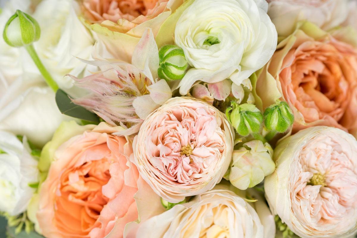 Букет английских роз купить спб, букет