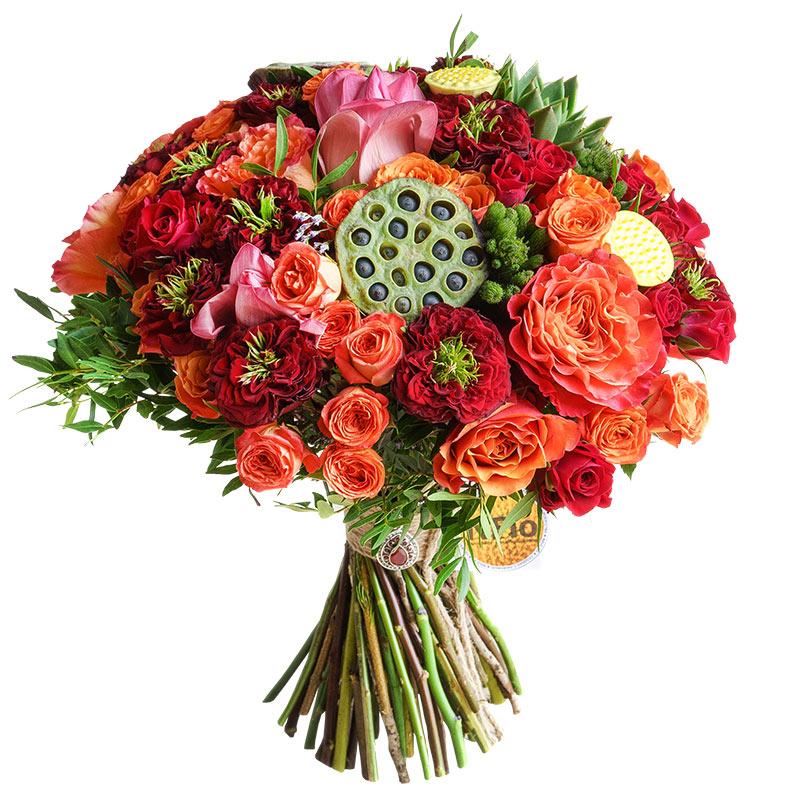 Заказать букет цветы в ашкелоне