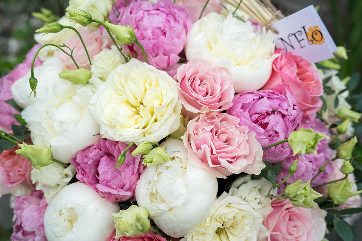 Открытка, с днем рождения картинка пионовидные розы