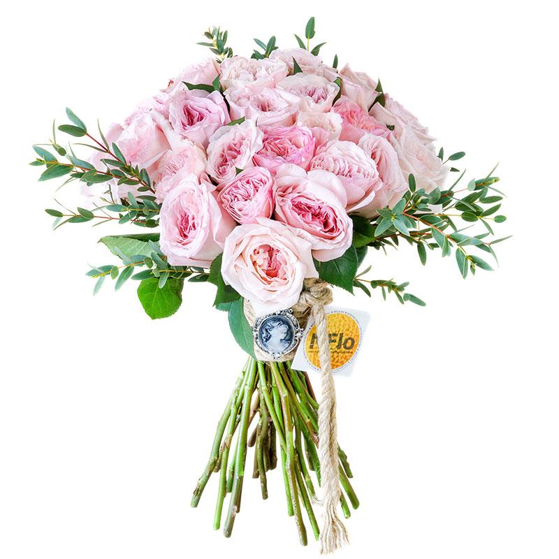 Дешевый букет из пионовидных роз фото, пиццы калининград часа